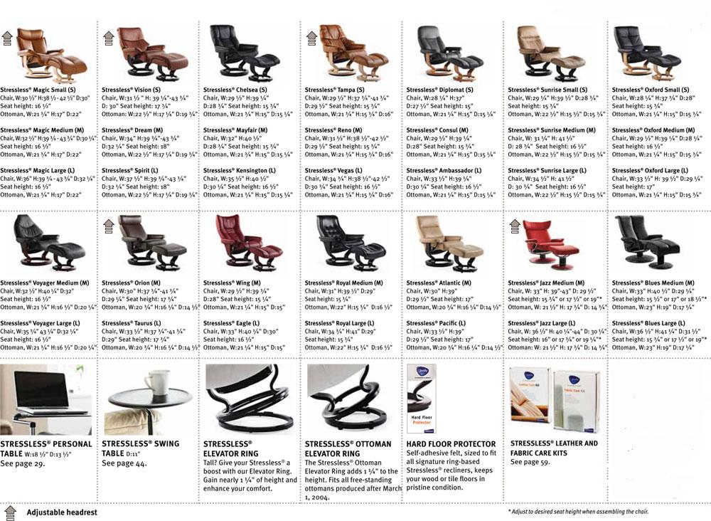 Ergonomic Chair Dimensions