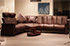 Stressless Legend Sectional Sofa Royalin Dark Brown Leather