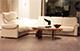 Stressless Liberty Sectional Sofa Paloma Light Grey Leather
