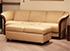Ekornes Manhattan Stressless 3 Seat Sofa Paloma Sand Leather