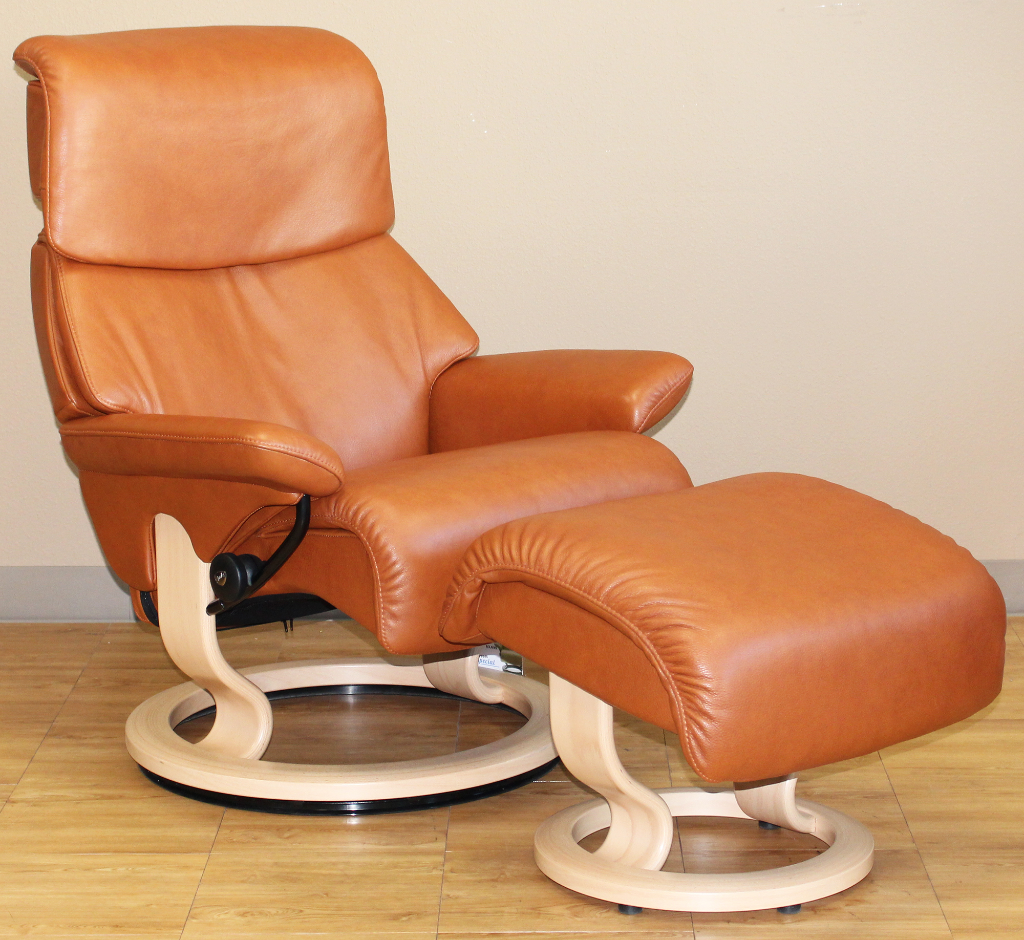 ekornes stressless leather recliner chair the stressless consul leather recliner s stressless. Black Bedroom Furniture Sets. Home Design Ideas