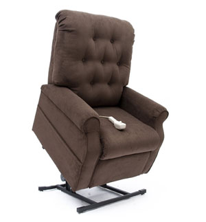 LC 200 Electric Power Recliner Lift Chair By Mega Motion 3 Position Easy Co