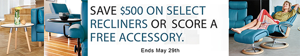 Stressless Free Accessory Sale