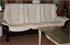 Stressless Buckingham 3 Seat Sofa in Paloma Kitt Leather