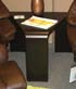 Stressless Corner Table Wenge Wood