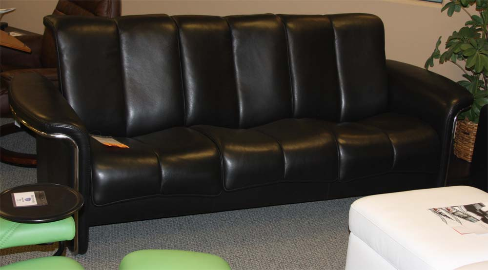 Ekornes Stressless Soul Low Back Sofa, LoveSeat, Chair and Sectional ...