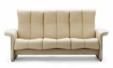 Stressless Soul High Back Sofa, LoveSeat, Chair and Sectional by Ekornes