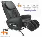 HT-104 Massage Chair Recliner by Human Touch