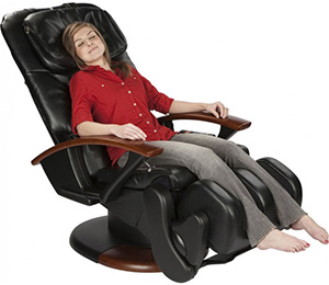 HT-140 STRETCHING Human Touch Home Massage Chair Recliner