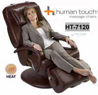 Espresso HT-7120 Human Touch Massage Chair