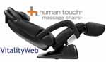 HT-7450 Human Touch Massage Chair Recliner