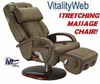 HT-270 Massage Chair Recliner by Human Touch