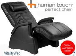 PC-085 Power Electric Human Touch Perfect Chair Zero Gravity Recliner