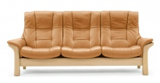 Buckingham High Back 3 Seat Sofa by Ekornes