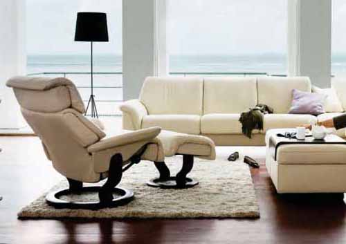 Stressless Recliner Chairs by Ekornes