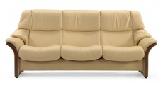 Stressless Eldorado 3 Seat High Back Sofa by Ekornes