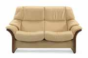 Stressless Eldorado 2 Seat LoveSeat High Back Sofa by Ekornes