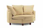Stressless Eldorado High Back Medium Corner by Ekornes