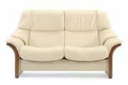 Granada High Back 2 Seat Sofa, LoveSeat, Chair and Sectional by Ekornes
