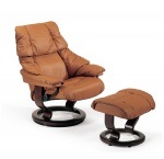 Stressless Reno Recliner Chair Reno Medium Recliner by Ekornes