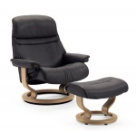 Stressless Recliners Chairs Stressless Sunrise Large Recliner by Ekornes