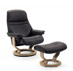 Stressless Recliners Chairs Stressless Sunrise Medium Recliner by Ekornes