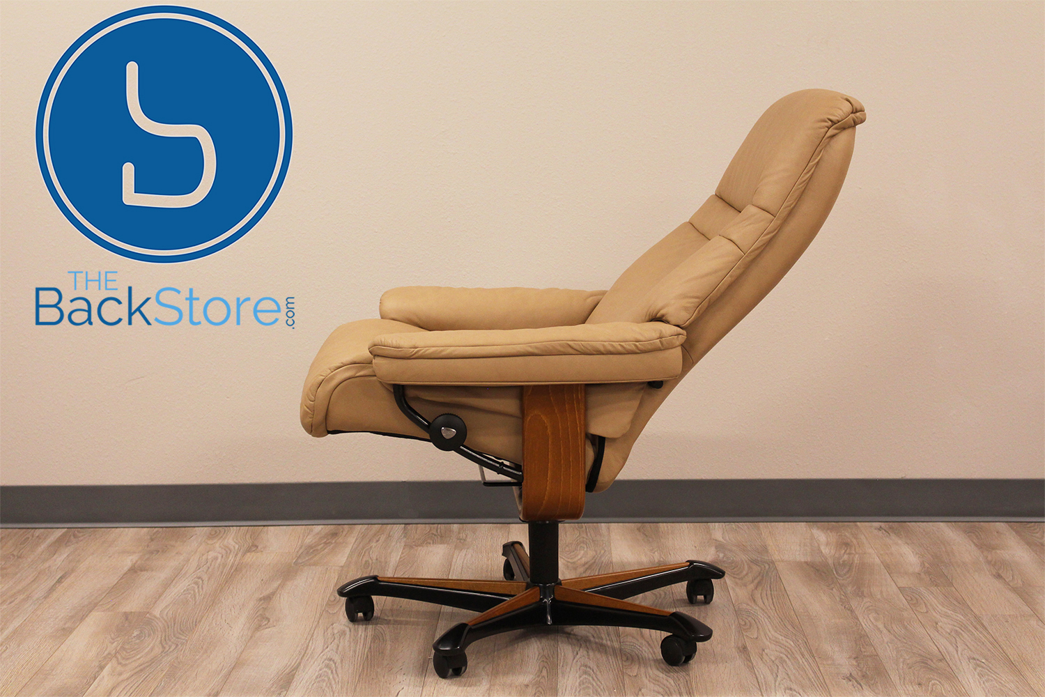 office recliners. Stressless Sunrise Office Desk Leather Recliner Chair By Ekornes Recliners .