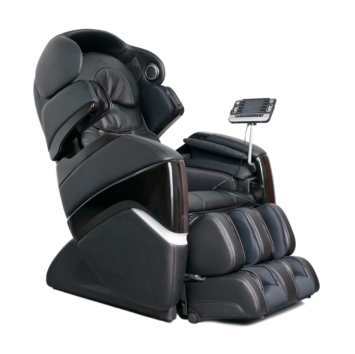 Superior Osaki OS 3D Pro Cyber Zero Gravity Massage Chair Recliner Black